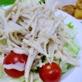 食物繊維たっぷり♪簡単ごぼうサラダ