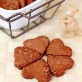 材量3つでお手軽チョコレートクッキー