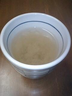 梅めかぶ茶