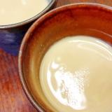 ミルクティープリン(ゼリー?)簡単!紅茶美味しい!
