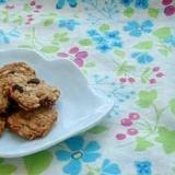 ノンシュガーなのに甘~い☆フルグラで簡単クッキー