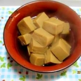「高野豆腐」を調理法別でアレンジ!