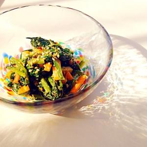 「ほうれん草」をおいしく食べたい!