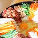 簡単!野菜たっぷり【 チョンゴル(韓国すき焼き)】