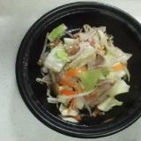タジン鍋で、ヘルシー八宝菜!