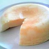 ホットケーキミックスDEチーズケーキ