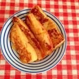 ミルクティーのフレンチトースト☆