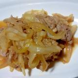 豚のスタミナ生姜焼き++