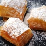 トルコのお菓子★クルドのボレキ(パイ)