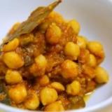 ひよこ豆たっぷりベジカレー(マサラ)
