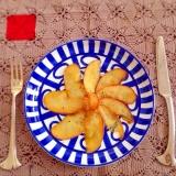 デザートに!超簡単りんごのココナッツオイル焼き