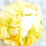 簡単★基本の白菜の浅漬け