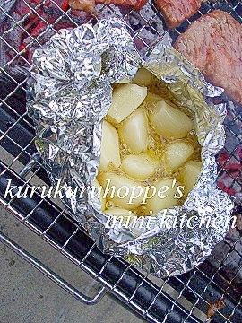 にんにくのホイル焼き. 出典: http//recipe.rakuten.co.jp/recipe/1660004401/