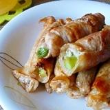 甘辛タレ♬ アスパラガスの豚肉巻き♬