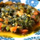 トルコ料理★フダンソウの炒め物