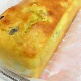 スィートポテト味の さつまいものパウンドケーキ♪