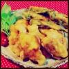 洋風の揚げ物!「鶏肉のフリッター」