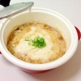 お鍋の〆には♪とろろ雑炊