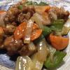 甘酸っぱいタレでご飯が進む「酢豚」