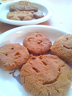 ★きなこ大量クッキー★