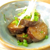 定番和食☆茄子の味噌煮