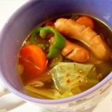野菜の甘みがぎゅーっ✳︎野菜たっぷり簡単ポトフ