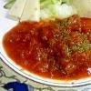 豚肉のトマト煮込み