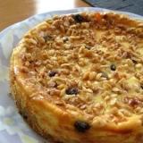 オレオ&フルグラが美味しい★チーズケーキ