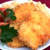 トルコ料理★鶏肉のシュニッツェル