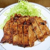 簡単☆彡冷凍庫で保存可!忙しい時の豚肉の味噌漬け♪
