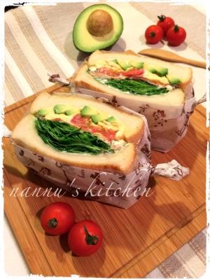 お花見弁当にオススメ!野菜がたっぷり&見た目華やか「パン&サンドイッチレシピ」集の画像4