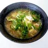 鍋の後は雑炊で決まり