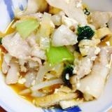 豚バラたっぷり韓国鍋
