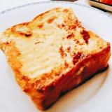有名ホテルのレシピ☆厚焼きフレンチトースト