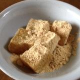 生姜風味のわらび餅