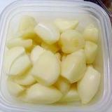 【冷凍保存】にんにくの冷凍保存