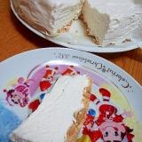 ふわり濃厚とろけるレアチーズケーキ