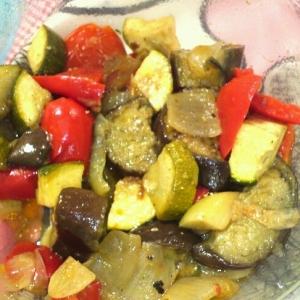 カポナータ風野菜煮