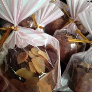 チョコレートで作る「バレンタインの焼き菓子」