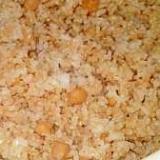 ひよこ豆入り玄米ご飯 マスタークック