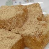 片栗粉で作るわらび餅