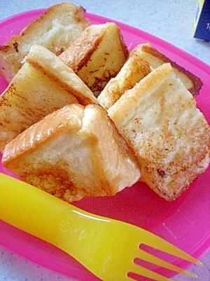 マヨフレンチトースト