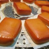 フライパンでできる♪自家製スモークチーズ
