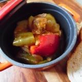 トルコ料理★ラタトゥイユのようなトルコ風野菜煮込み