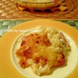 バター無しで★超濃厚な塩麹ポテトグラタン