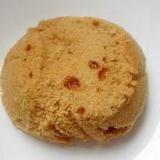 レンチン2分☆簡単黒糖きなこ蒸しパン