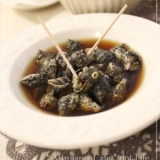 ●にし貝のあっさり煮付け♪ 冷やしても美味しい♪