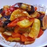 野菜たっぷり ラタトゥイユ