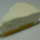 15分で作れる。簡単レアチーズケーキ