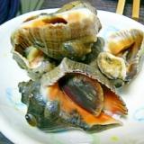 めちゃウマ(/・ω・)/☆ニシ貝の壺茹で~☆